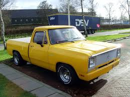100 1985 Dodge Truck RAM 150 RAM 150 David Van Mill Flickr