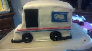 Mail Truck Cake | Father's Day | Truck Cakes, Fathers Day, How To Make
