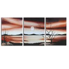 Tree Wall Decor Ebay by Huge Modern Abstract Canvas Print Painting Picture Wall Mural