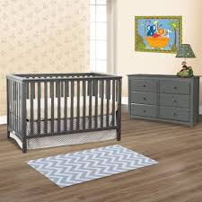 Storkcraft 2 Piece Nursery Set - Hillcrest Convertible Crib And ... Stork Craft Modena 4in1 Fixed Side Convertible Crib Cherry Hillcrest Gray Babiesrus Amazoncom Aspen Armoire Chest Natural Baby Beatrice Combo Hutch Black Nursery Storkcraft Kenton 6 Drawer Dresser Espresso Discontinued Avalon Sheffield 2 Piece Set Princess Valentia And Cribs