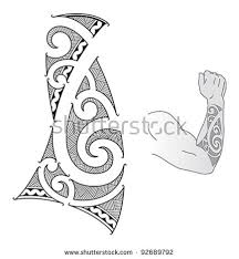 Fancy Maori Forearm Tattoo Designs 17 In Simple For Men With
