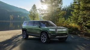 100 Defiant Truck Products Rivian Confirms 700M Investment Round Led By Amazon For Electric
