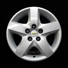 Chevy Cobalt 2007-2008 Hubcap - GM Chevrolet Genuine OEM 3252 Wheel ... Chevy Trucks Avalanche Terrific Best Deals Silverado Wheels Oem 20 Amazoncom Bdk Hubcaps For Toyota Camry Replica Chrome 16 Inch Are These Oem And Do Silverados Come With Them Gmc Rims Truck Unique Chevrolet Hhr 2010 Wheel Rim Steers For Sale 18x9 Sierra All Terrain Tires Exciting Lebdcom American Racing Classic Custom Vintage Applications Available Clad With 8775448473 26 Factory