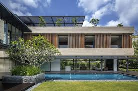 100 Wallflower Architecture Secret Garden Modern House In Singapore By
