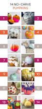 Ways To Carve A Pumpkin Fun by 14 No Carve Ways To Decorate Pumpkins Lines Across