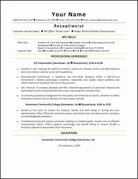 100 Resume Summary Examples Entry Level Lovely Templates Awesome