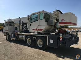 100 Truck For Sale In Texas 1999 TEREX T340 TRUCK CRANE Crane For In Dallas On