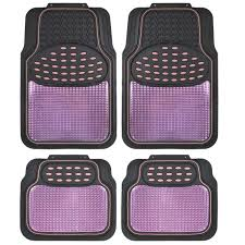 Custom Rv Floor Mats Amazon Com Bdk Metallic Rubber Floor Mats For ...