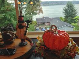 Glass Blown Pumpkins Seattle by My Heart U0027s Ease A Visit To Laurie U0027s House Gig Harbor Wa