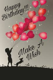 Happy Birthday Make A Wish More