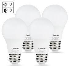 lohas led dusk to light bulb light sensor bulbs porch light