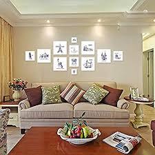 de bilderrahmen foto wandschmuck wand wohnzimmer
