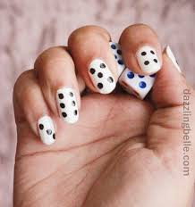 Easy Nail Art Designs For Teenagers