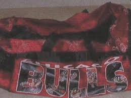 Chicago Bulls Bed Set by The Tarsia Files The Hidden Story