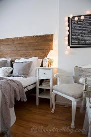 Bed Room Decorating White And Grey 9