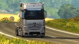 100 Roadstar Trucking Euro Truck Simulator 2 Share MercedesBenz Actros MP4 S