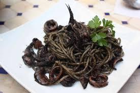 pates encre de seiche pasta al nero ou les pâtes à l encre de seiche la cuisine à
