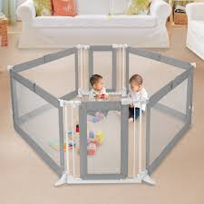 Summer Infant Decor Extra Tall Gate Instructions by Summer Infant Extra Wide Baby Gate U0026 Playard 65