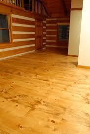 Bona Water Based Floor Sealer by Hood Creek Log Cabin Diy Wide Plank Pine Floors Part 2 Finishing