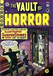 The Vault Of Horror Comics