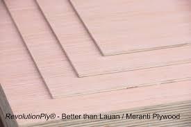 Lauan Meranti Plywood Alternative Flooring