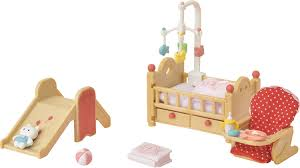 Amazon.com: Calico Critters Baby Nursery Set: Toys & Games Calico Critters Tea And Treats Set Walmartcom Baby Kitty Boat And Mini Carry Case Youtube 2 Different Play Sets Together Highchair Cradle With Houses Opening Lots More Stuff Sylvian Families Unboxing Review Playpen High Childrens Bedroom Room Nursery Minds Alive Toys Crafts Books Critter The Is A Fashion Showcase Magic Beans Luxury Townhome Cc1804 Splashy Otter Family Castle Epoch Toysrus