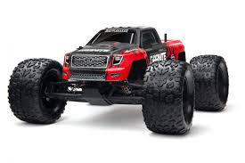 AR102657 | ARRMA 1/10 GRANITE MEGA Brushed RC Monster Truck