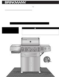 Patio Bistro Gas Grill Manual by Backyard Grill 4 Burner Gas Grill Manual Home Outdoor Decoration