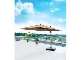 Large Cantilever Patio Umbrella by Signature Design By Ashley Outdoor Patio Large Cantilever Umbrella