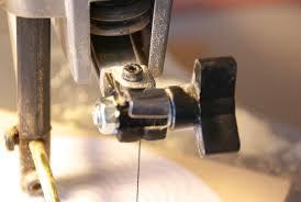 Ryobi Tile Saw Blade by Scroll Saw Blade Clamp Problem Resolved By Trev Batstone