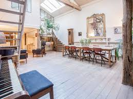 11 Lovely Chambre En Alcove House In Loft Of Light In The Lively Canal