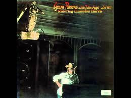 Gram Parsons/Emmylou Harris & The Fallen Angels-