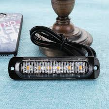 12-24V 6 LED Slim Flash Light Bar Car Vehicle Emergency Warning ... 1224v 6 Led Slim Flash Light Bar Car Vehicle Emergency Warning Best Cree Reviews For Offroad Truck Cirion 47 88led Led Emergency Strobe Lights Flashing New Roof 40 Solid Amber Plow Tow 22 Full Size And Security Top Bar Kits Kit Packages 88 88w Car Truck Beacon Work Light Bar Emergency Strobe Lights Inglight Bars At Fleet Safety Solutions 46 Youtube 55 104w 104 Work Light Beacon