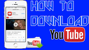 How To Download Youtube Videos Iphone Ipad Youtube Cydia