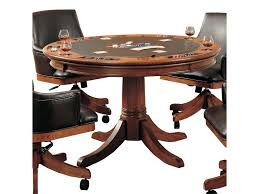 Hillsdale Park View Round Flip Top Gaming/Dining Table | Wayside ... Tommy Bahama Home Island Estate 53198201 Bquick Shipb Samba Amazoncom Made In Usa Rattan Chiba Ding Caster Chair Table Octagon Shape Game And Four Chairs With Casters By Drexel Ebth Rollers Rolling Leather Sunny Designs Santa Fe 1412dcb With John V Rollers Rolling Game Chairs Leather Hillsdale Fniture Park View Medium Brown Oak And Cr87711 Gaming Gray Wood Nailheads Upholstered Wheels Coaster Mitchelloak 5 Piece 3in1 Set Alkar Billiards Rustic W Cushion Seat Wolf Room Wooden