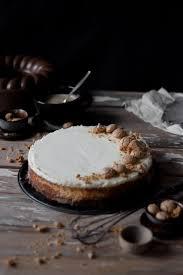 mascarpone ricotta cheesecake mit biscotti boden backbube