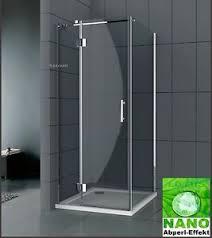 duschkabine duschabtrennung dusche bad duschwand 8 mm nano