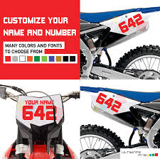 100 Custom Stickers For Trucks Amazoncom 3x Decal For Dirt Bike Motorcycle