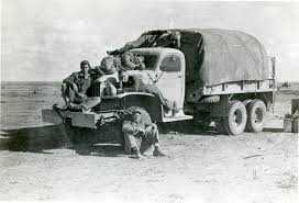 100 Mitchell Medium Truck The Digital Collections Of The National WWII Museum Oral Histories