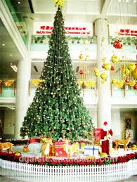 Artificial 10 M Tall Christmas Trees Use For Hotel Home Part Plant