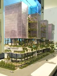 100 Woha Design The Skyscraper Museum GARDEN CITY MEGA CITY WOHA