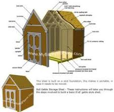 build a new storage shed with one of these 23 free plans build a