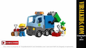 Lego Duplo Garbage Truck 10519 - Toys Review - YouTube Lego Dump Truck And Excavator Toy Playset For Children Duplo We Liked Garbage Truck 60118 So Much We Had To Get Amazoncom Lego Legoville Garbage 5637 Toys Games Large Playground Brick Box Big Dreams Duplo Disney Pixar Story 3 Set 5691 Alien Search Results Shop Trucks Bulldozer Building Blocks Review Youtube Tow 6146 Ville 2009 Bricksfirst My First Cstruction Site Walmartcom 10816 Cars At John Lewis