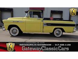1958 Chevrolet Cameo For Sale | ClassicCars.com | CC-951843 1958 Chevrolet 3800 For Sale 2066787 Hemmings Motor News Spartan Truck Pictures 31 Apache Pick Up Wow Sale Classiccarscom Cc1038240 Chevy Pickup Something Sinister Truckin Magazine 2065258 Restoration On Connors Motorcar Company 195558 Cameo The Worlds First Sport