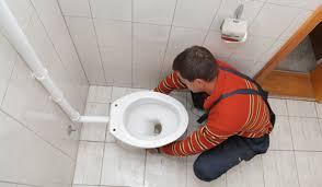 wc austauschen toilette einbauen so geht s bauen de