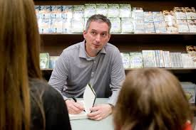 Maze Runner' Author James Dashner Visits Orem Barnes & Noble ... Maze Runner Author James Dashner Visits Orem Barnes Noble Nie Dialogues For Sale Fox Hill Tanglewood Mall To Be Sold Brings High Hopes For Future Roanoke 3 Free Magazines From Cloudfrontqualtricscom Category 4 Stars Strap Tank Brewery Oh Beautiful Beer Portfolio Provos Very Own Makerspace The Clockwork Three Kirbside Peace Love And Sparkles February 2013 Events