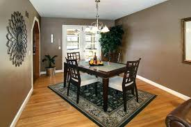 Area Rug Under Dining Table Definition Image Of Idea