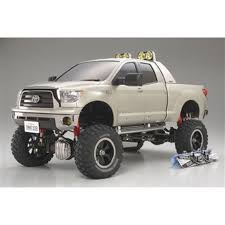 100 Rc Truck Kit Tamiya Toyota Tundra HighLift TAM58415 RC Planet