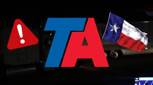 100 Ta Truck Stop New Braunfels Tx Chaos TA Texas YouTube