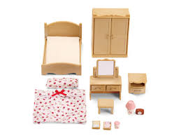 calico critters parents bedroom kids in harmony store